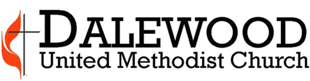 Dalewood UMC logo wo web address